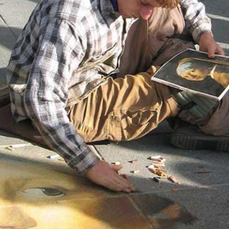 نقاشی خیابانی چیست؟