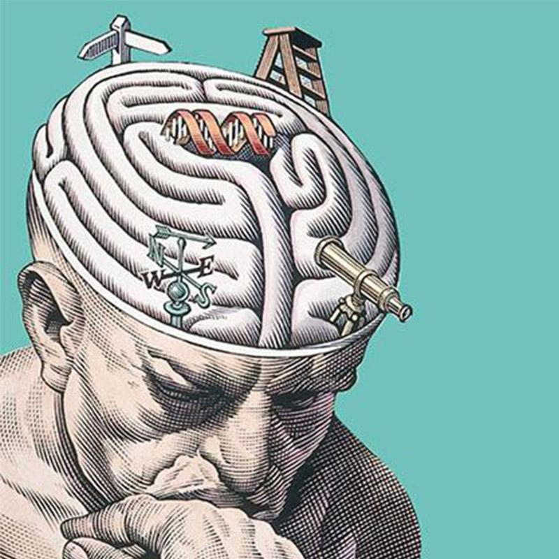 چگونگی خطای ادراکی در برترین های خطای دید