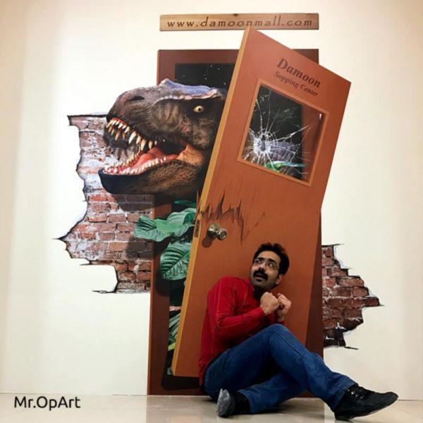 دایناسور دامون