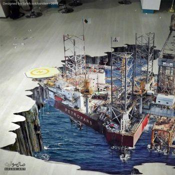 اولین استیکر سه بعدی ایران