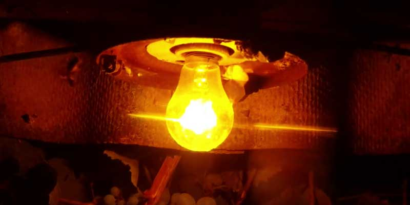 کاربرد خطای دید لامپ کم کصرف