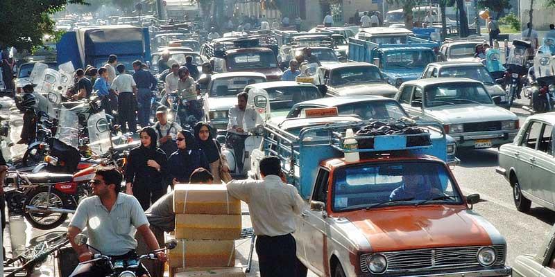 کاربرد خطای دید ترافیک