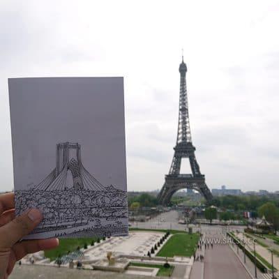 تهران در پاریس