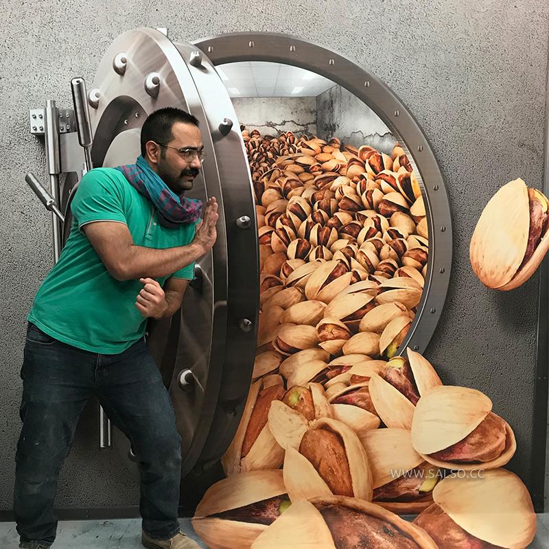 موزه خطای دید ایران اثر یک هنرمند ایرانی، گفت و گو با طراح رویا پارک
