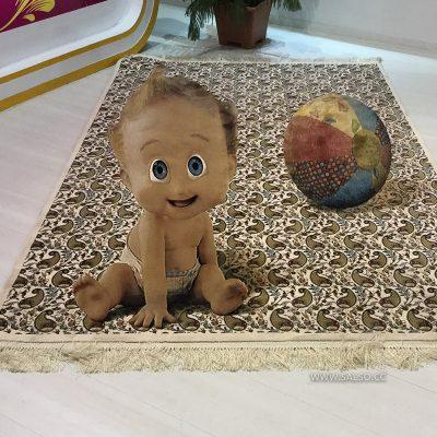 فرش سه بعدی کودک