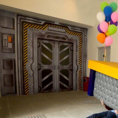 استیکر سه بعدی در موزه خطای دید تهران(رویاپارک)