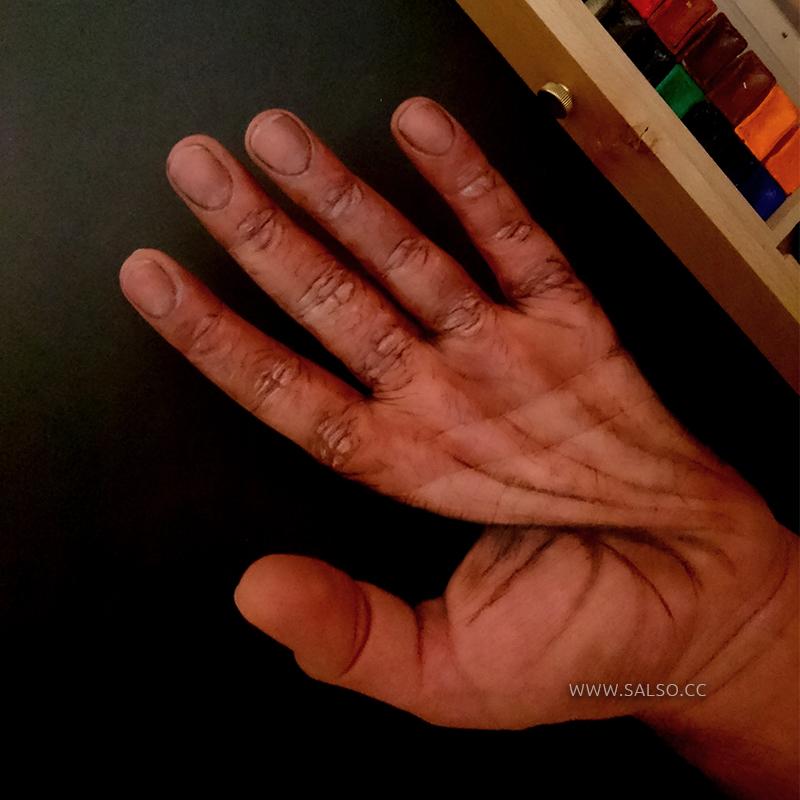 این دست چپ منه یا راست؟