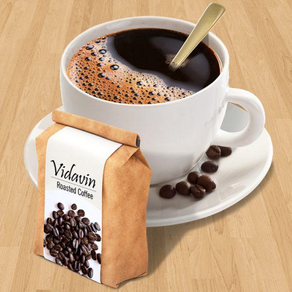 استیکر سه بعدی زمینی فنجان قهوه
