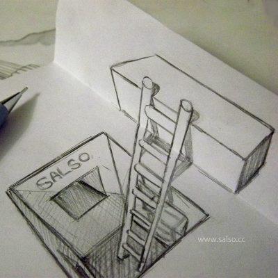 طراحی سه بعدی ساده