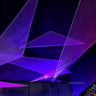 نورپردازی دکوراتیو در رویاپارک تهران