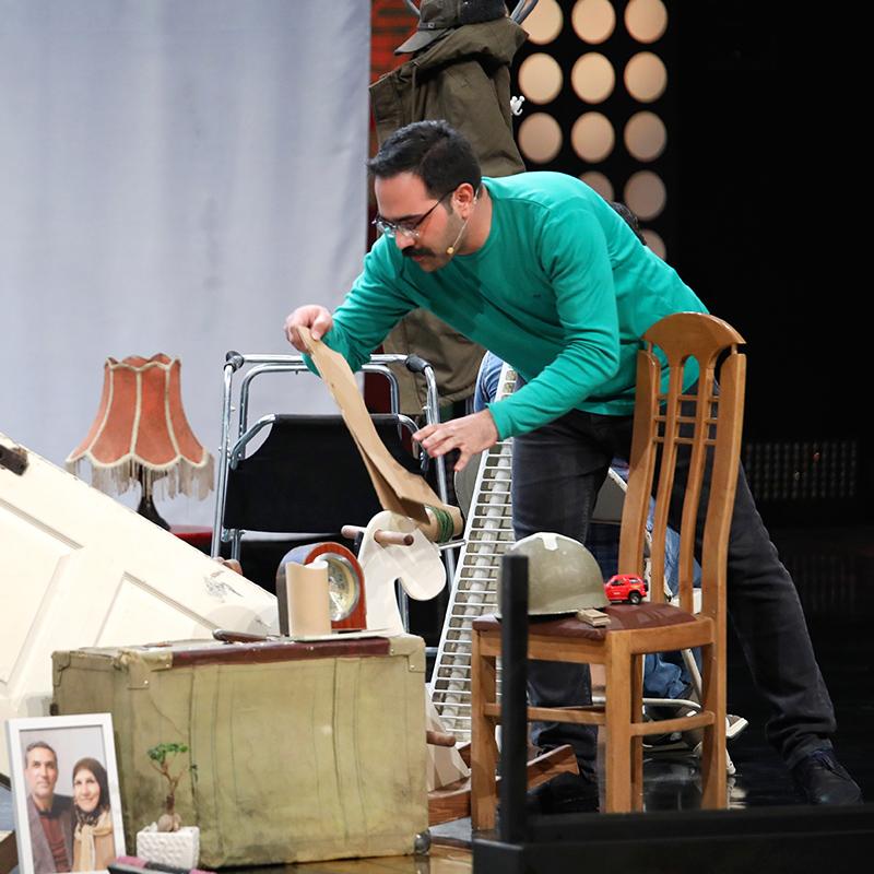 اولین اجرای صالح سخندان در فصل دوم عصر جدید
