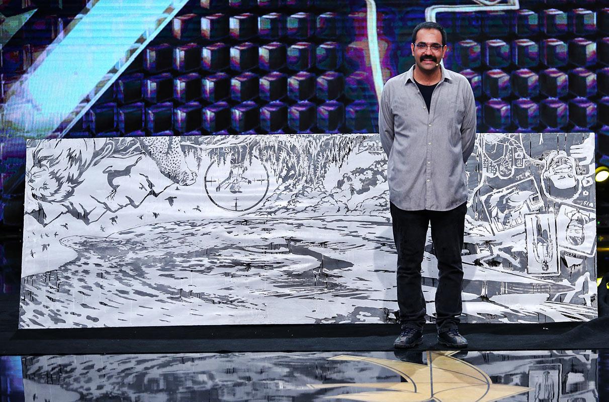 اجرای-دوم-صالح-سخندان-در-برنامه-عصر-جدید-یوز-ایرانی-داستان-محیطبان