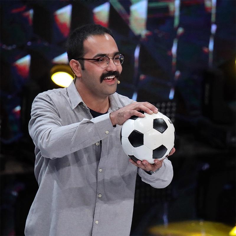 دومین اجرای صالح سخندان در فصل دوم عصر جدید