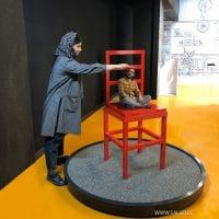صندلی خطای دید ریورسپکتیو