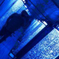 تالار آینه زیر آب (دالان بینهایت)