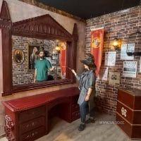 آینه جادویی با تم هری پاتر