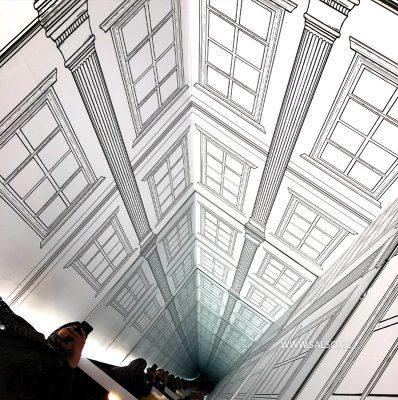 برج بی نهایت در مجیک پارک کیش